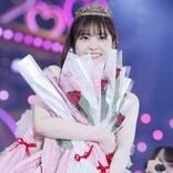 乃木坂46・松村沙友理、10年間のアイドル人生 笑顔で卒業「さゆりんご、完全燃焼しました!」