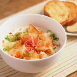家で作れる台湾料理レシピ 第2回 豆乳スープ「鹹豆漿(シェントウジャン)」で台湾気分の朝ごはん