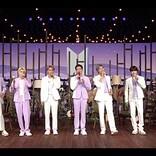 BTS、ベストAL『BTS, THE BEST』発売記念オンラインショウケース開催「Film out」を披露