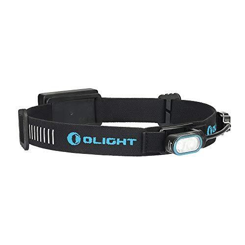 OLIGHT オーライト Array ヘッドライト 400ルーメン ランリング用 ライト13時間ランタイム 防水 2000mAh 充電式ヘッドランプ 5年保証 led充電式 ヘッドライト アウトドア 作業用ライト