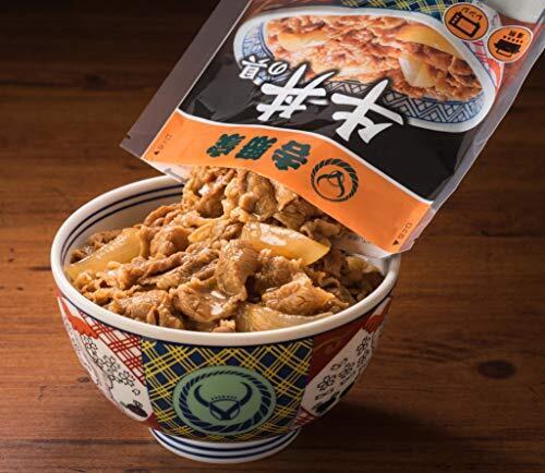 吉野家 冷凍 牛丼の具 24食 セット (120g×24P)