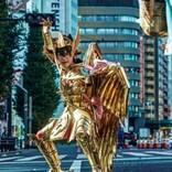 妻夫木聡、「聖闘士星矢」のコスプレで秋葉原に降臨 『唐人街探偵』新カット