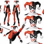 『BATMAN: HUSH』版ハーレイ・クインが可動フィギュアに!
