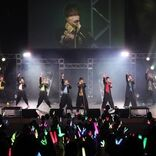 BOYS AND MEN 10周年締めくくる記念ライブ開催、特別な思いこもった熱狂ステージ