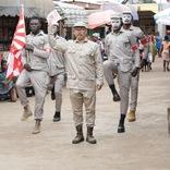 【傑作】東條英機とヒトラーがアフリカで暴れまくる映画『アフリカン・カンフー・ナチス』を鑑賞して気づいた「鬼滅の刃 無限列車編」との共通点 / ほぼネタバレなし