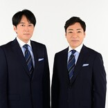 安住紳一郎アナ総合司会、TBS新朝の情報番組は『THE TIME,』 金曜は香川照之が登板