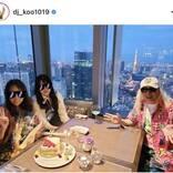 DJ KOO、妻の誕生日を娘と共に祝う家族3SHOT公開し反響「なんて素敵な家族」「優しいですね」