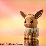 『ポケモン』イーブイが江戸木目込み人形に♪ 伝統工芸の技が光る可愛いアイテム
