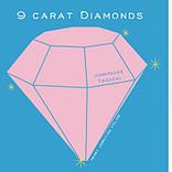 田口淳之介、ボカロPとのコラボアルバム『9 carat Diamonds』配信リリース