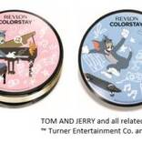 """レブロン、""""トムとジェリー"""" コラボ第2弾!マスクでもくずれにくい、クッションファンデ&フェイスパウダーが限定パッケージで登場"""