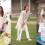 キャサリン妃の「白コーデ」愛用ブランドは?エレガントすぎる3つのお手本