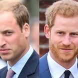 険悪と噂のウィリアム王子&ヘンリー王子、故ダイアナ妃銅像除幕式に揃って参加