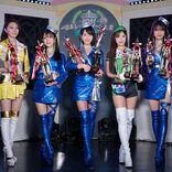 「日本RQ大賞」ファンが選ぶNo.1ルーキーレースクイーン、川瀬もえに決定