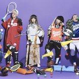 ジェニーハイ、新アルバム『ジェニースター』を9月にリリース 宇宙人キャラクター化したメンバーがコンビニでバイトをするジャケット公開