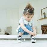 子どもの靴はどう選ぶ? 正しいサイズの測り方と足によい靴の選び方