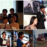 ノンスタ石田、8年前の披露宴写真公開「なつかしい!」