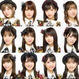 AKB48 58thシングル タイトル&選抜メンバーが決定、初選抜は谷口めぐら4名