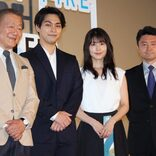 柳楽優弥「春馬くんは戦友というか、ライバル」 「春馬くんがこの作品に愛を持って参加してくれた」