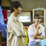 関水渚&仲村トオル、『ハチナイ』現場で笑顔ショット