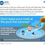 下痢に関するCDCの注意喚起ツイートに注目集まる 「ボクの税金を有効活用してくれてうれしいよ」「最高の公共広告」
