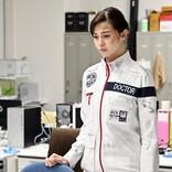 "『TOKYO MER』第2話 ""比奈""中条あやみ、ミスで患者を命の危機に 自信喪失のまま事故現場へ"