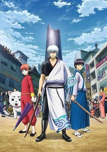 Blu-ray『銀魂.銀ノ魂篇 8』(完全生産限定版)