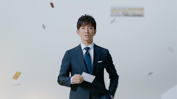 木村拓哉さんが出演する新TVCM