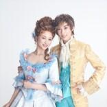 明日海りお&華優希、コンビ復活 『マドモアゼル・モーツァルト』で2年ぶり共演