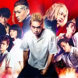 【全国映画動員ランキング1位~10位】『東京リベンジャーズ』など新作3本が上位に!『シン・エヴァンゲリオン劇場版』順位アップ
