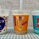 【ファミマ】ラムネソーダとミルクキャラメルのフラッペ2種が新発売!カルピスとのコラボも!