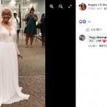 着用できなかった純白のウェディングドレス 94歳おばあちゃんの夢を孫が叶える(米)<動画あり>