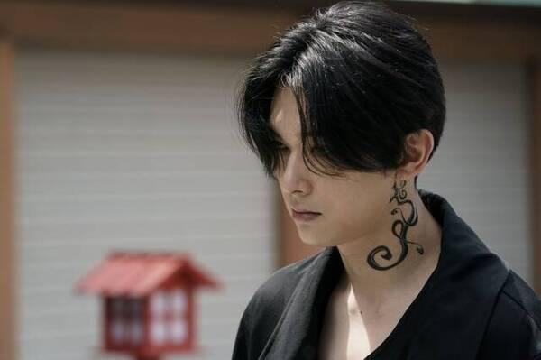 実写映画『東京リベンジャーズ』場面写真より