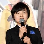寺田心、主演作で貫禄の舞台あいさつ 「このご時世ですが」劇場上映に喜び