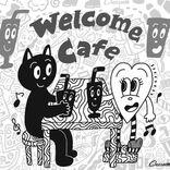 イラストレーター・Chocomoo、銀座ロフトとのコラボカフェ『Welcome cafe by.Chocomoo』開催