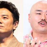 原田龍二、クロちゃんのLINEと魅力を語る 「人をひきつける力がある」