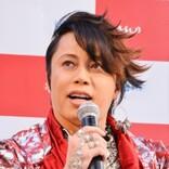 """西川貴教が目撃した""""女型の巨人""""に反響 「夢に出てきそう」「ごっ合成では?」"""