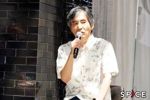 中島かずき  オフィシャル撮影:田中亜紀