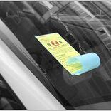 駐車違反ステッカーで警察への出頭が必要な場合