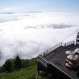雲海に出会える絶景グランピング施設「SORA GLAMPING RESORT」オープン