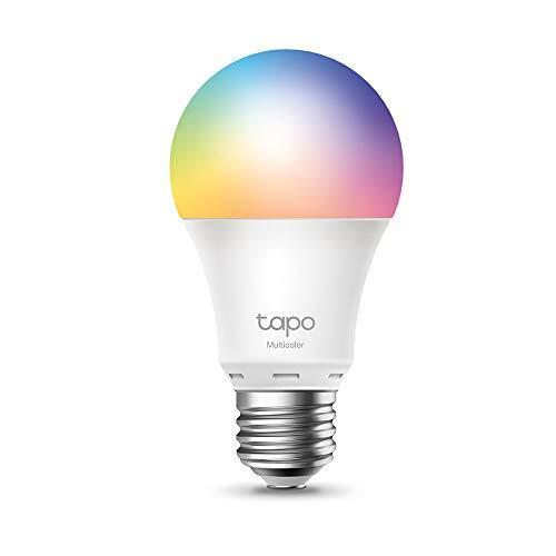 TP-Link Tapo スマート LED ランプ 調光タイプ マルチカラー E26 800lm 電球色 Echo シリーズ/Google ホーム 対応 追加機器不要 3年保証 Tapo L530E/A