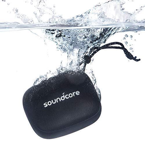 Anker Soundcore Icon Mini Bluetoothスピーカー 防水 風呂 コンパクト ステレオペアリング 8時間連続再生 IP67 iPhone & Android 対応