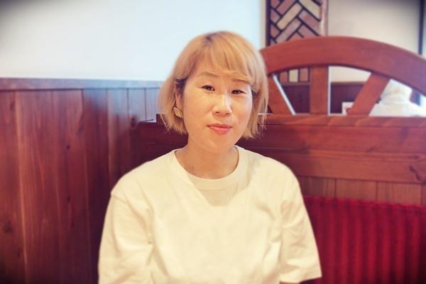 [ユリイカ百貨店]主宰で作・演出を務めるたみお。 [撮影]吉永美和子