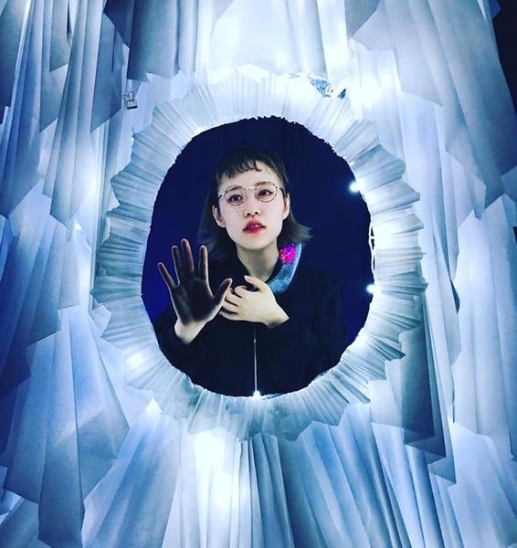 『シンデレラ』を原作にした『1.block.planet/DRESS!』(2019年)。 (C)ユリイカ百貨店