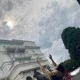 山田裕貴、『ハコヅメ』のポツンと写真選手権写真を公開