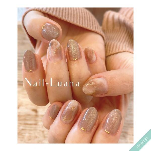 Nail-Luanaが投稿したネイルデザイン [photoid:I0093314] via Itnail Design (649390)