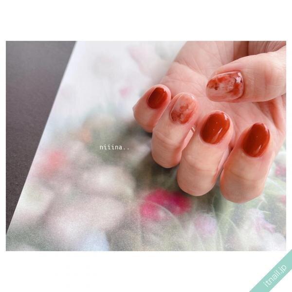 a little salon niiinaが投稿したネイルデザイン [photoid:I0097659] via Itnail Design (649388)