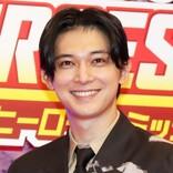吉沢亮、念願の『ヒロアカ』声優に喜び「本業の俳優を全力でやってきてよかった」