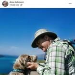 虐待により視力を失いながらも今を全力で楽しむ犬 新しい飼い主は「たくさんの幸せな時間と経験を」(英)<動画あり>