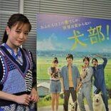 【インタビュー】映画『犬部!』大原櫻子「ワンちゃんたちのお芝居を見るのが、とても楽しかったです」