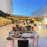 渋谷の屋上テラスで韓国サムギョプサルを inter-waveがKOREAN BBQ「SHIBUYA  CLASS」オープン